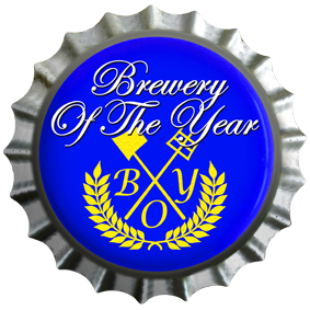 �u�������[�E�I�u�E�U�E�C���[2015 Brewery of the year 2015